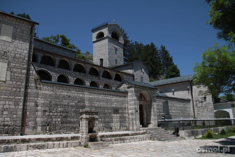 Cetinje monastyr Narodzenia Matki Bożej
