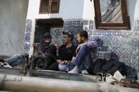 Fajka i herbata gdzieś w magicznych podziemiach Kashanu
