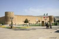 Shiraz. Forteca Arg-e Karim Khan
