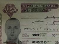 I wreszcie jest upragniona wiza do Iranu
