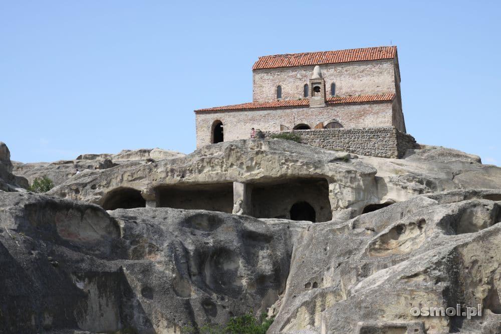 Nad Uliscyche góruje świątynia