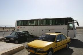 Komunikacja czyli podróżowanie po Iranie. Krótki poradnik