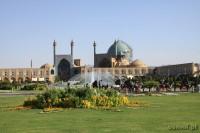 Esfahan. Meczet na placu Immama. Naqsh-e Jahan
