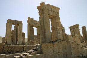 Persepolis. Z wizytą w najsłynniejszych ruinach w Iranie