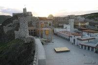 Zamek w Achalcyche w Gruzji