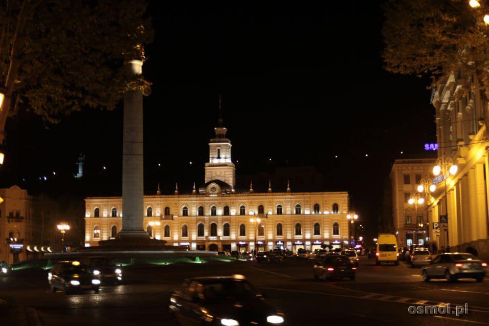 Tbilisi Plac Wolności