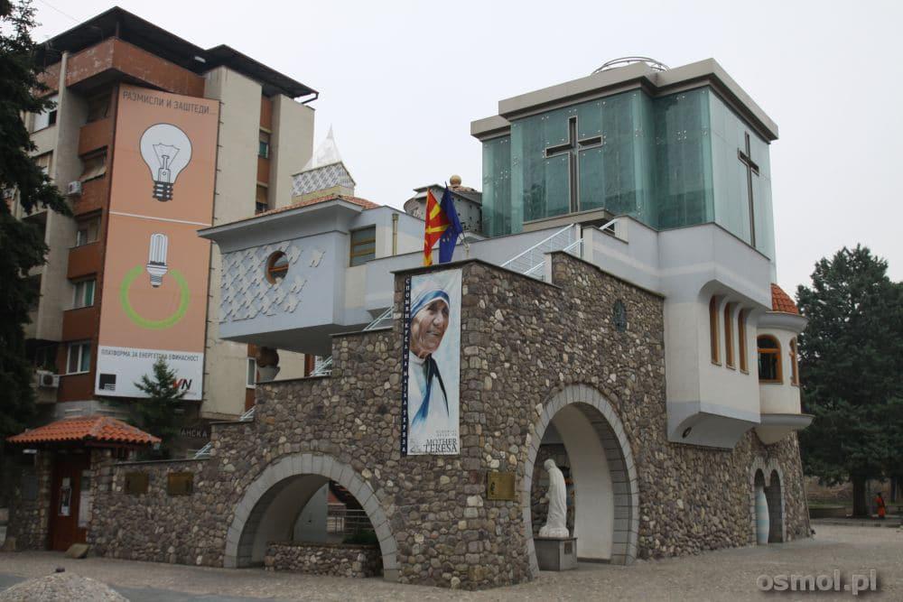 Muzeum Matki Teresy w Skopje