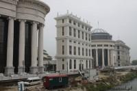 Skopje. Miasto pomników i koszmarów architektury