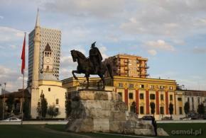 Tirana. Betonowa stolica Albanii
