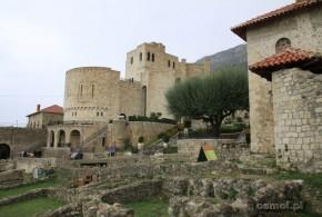 Kruja. Stąd pochodzi Skanderbeg – bohater Albanii