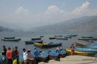 Pokara baza wypadowa w Himalaje