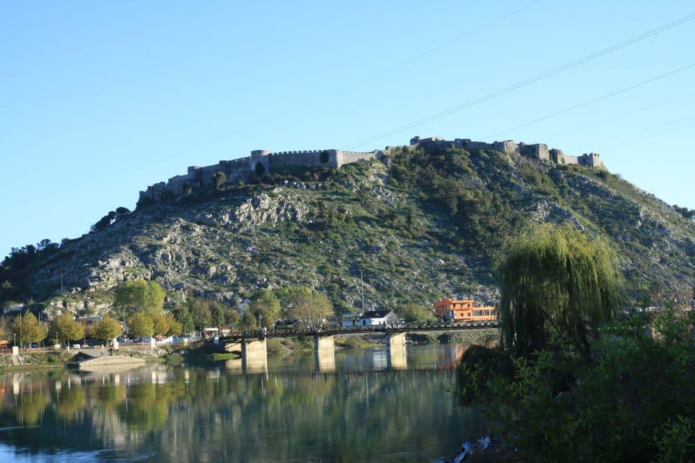 Twierdza Rozafa - Albania