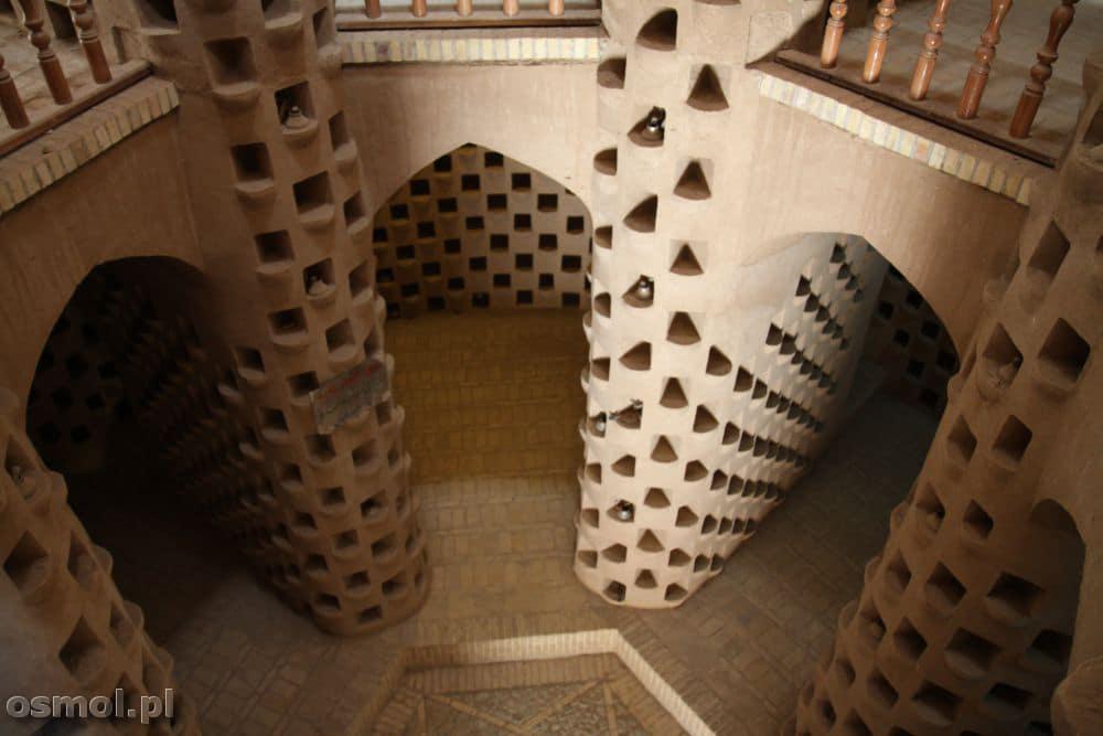 Iran Wieża Gołębi