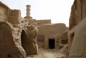 Czak Czak, Kharanaq i Meybod. Wycieczka dookoła Yazd