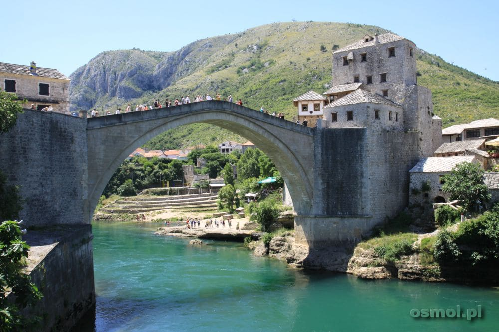 Mostar Stary Most