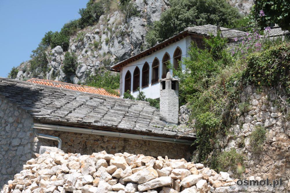 Dom w Pocitelj - Bośnia i Hercegowina