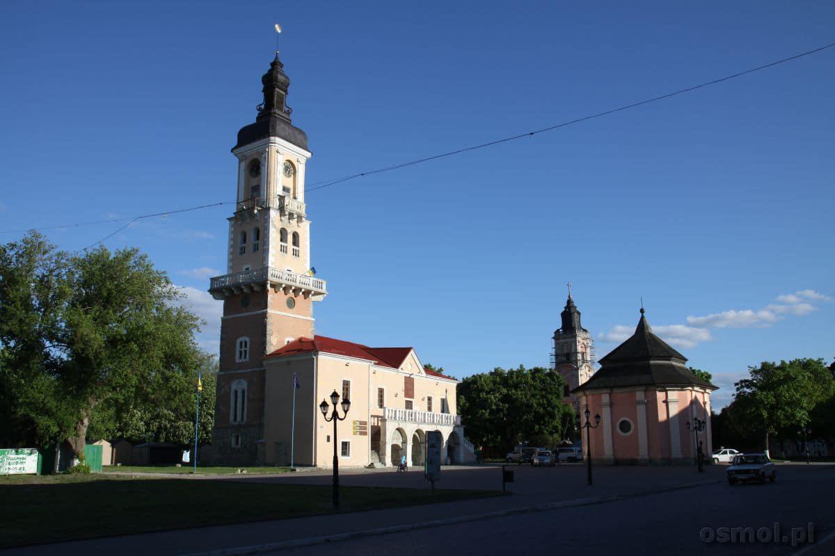 Ratusz Polski w Kamieńcu Podolskim