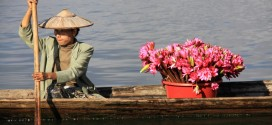 Inle Lake. Birma widziana z jeziora