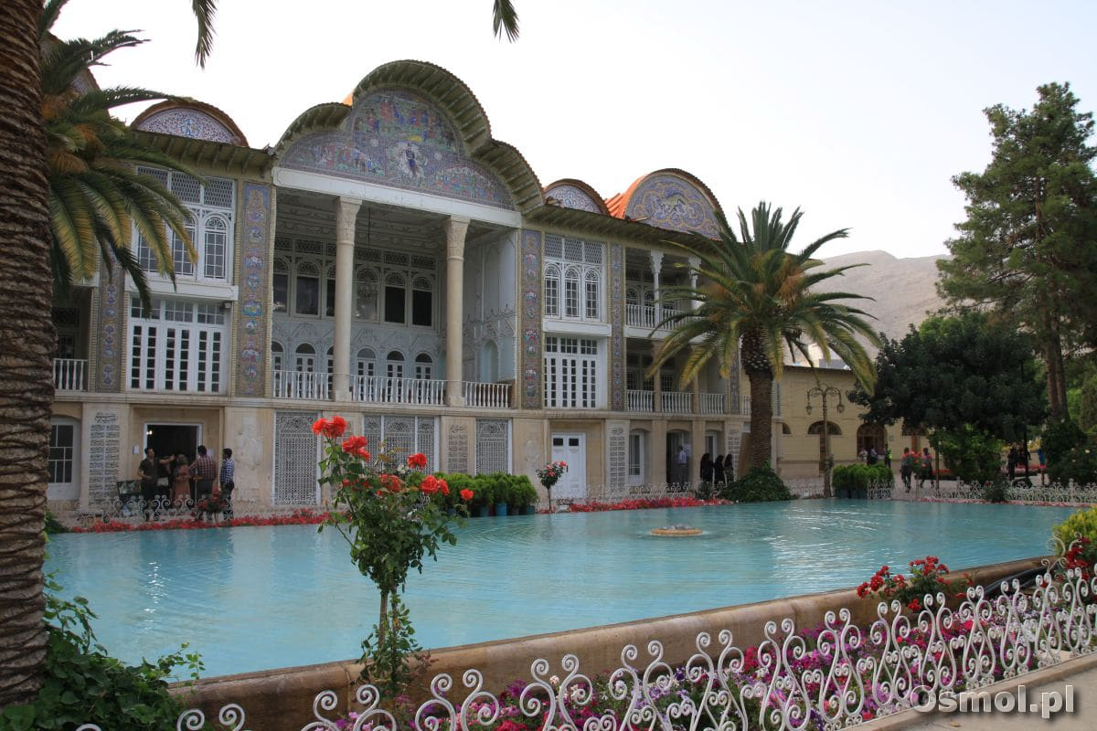 Park Bagh e Eram Shiraz