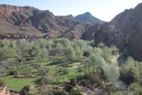Dolina Dades w Maroku