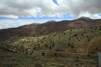Gory Atlas Maroko