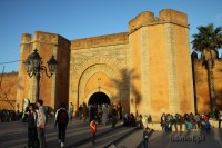 Rabat - stolica Maroka