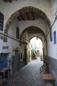 Uliczka w medynie Essaouiry