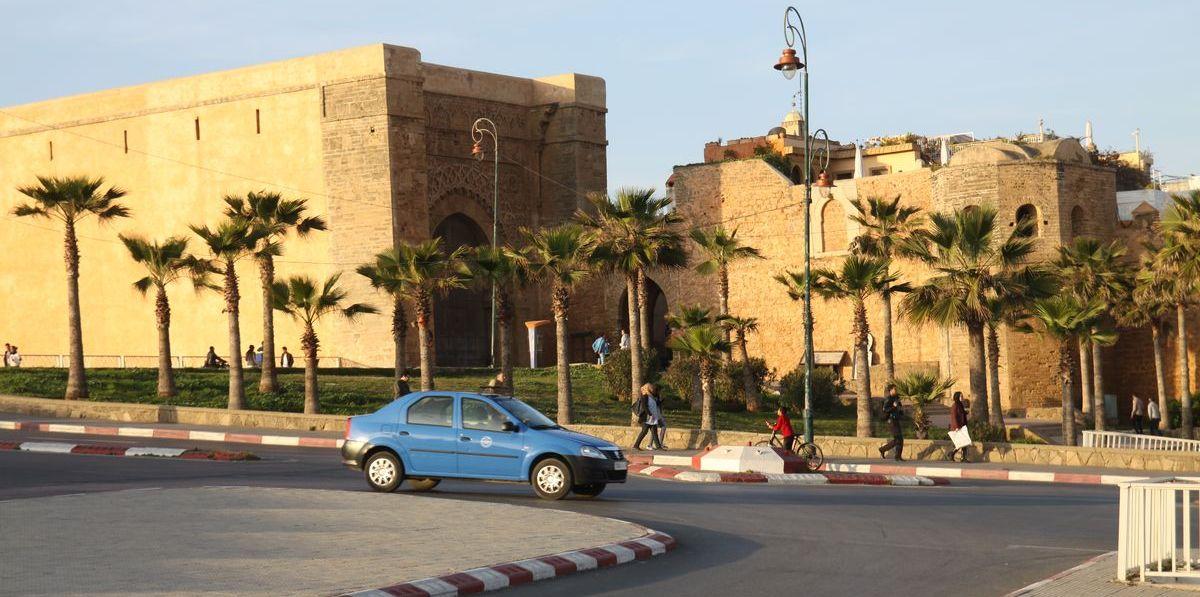 Petit taxi w Rabacie